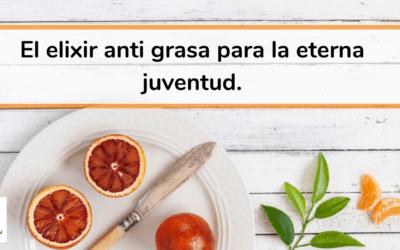 La Naranja Sanguina. El elixir anti grasa para la eterna juventud.